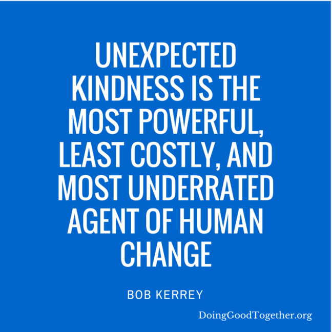 Unexpected+Kindness+quote